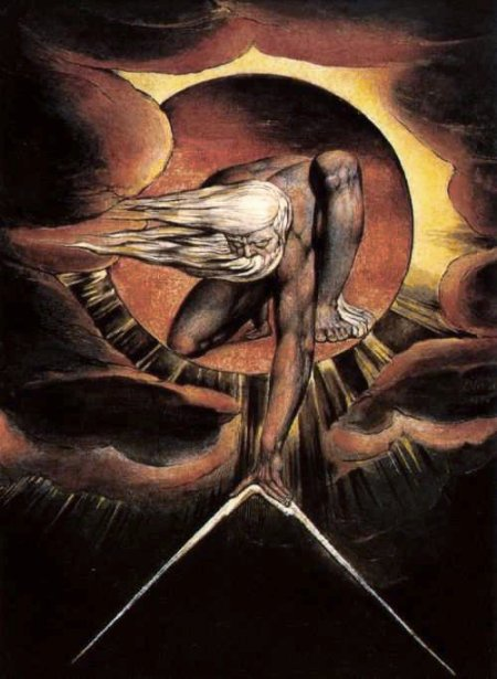 Ancient of Days - William Blake