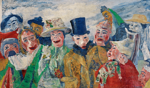 Intrigue - James Ensor