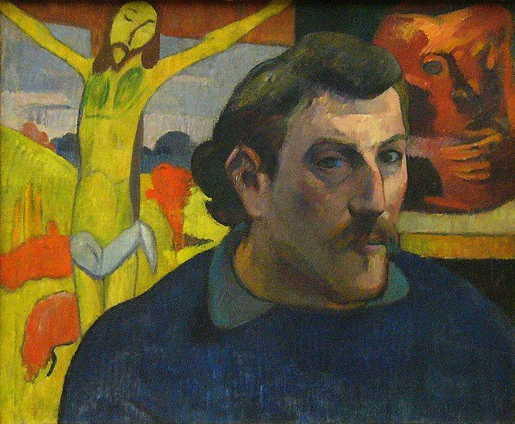 Self Portrait - Gauguin